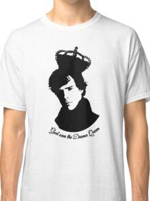 Sherlock Drama Queen Classic T-Shirt