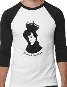 Sherlock Drama Queen Men's Baseball ¾ T-Shirt