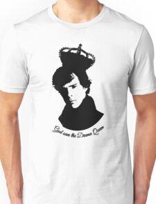 Sherlock Drama Queen Unisex T-Shirt