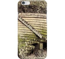 Left to Rot iPhone Case/Skin