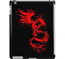 Flying Fire Dragon Design iPad Case/Skin