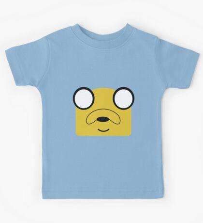 Adventure Time's Jake the Dog Kids Tee