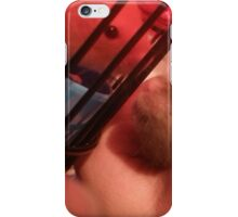 Commander Lavender and Ricky Fitness Jr iPhone Case/Skin