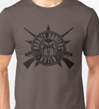 Bounty Hunters Guild Unisex T-Shirt