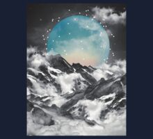 It Seemed To Chase the Darkness Away (Guardian Moon / Winter Moon) Kids Clothes