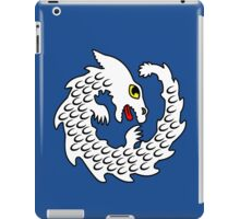 Cute Falkor The Luck Dragon Design iPad Case/Skin