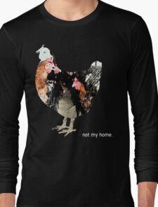 Chicken  Long Sleeve T-Shirt