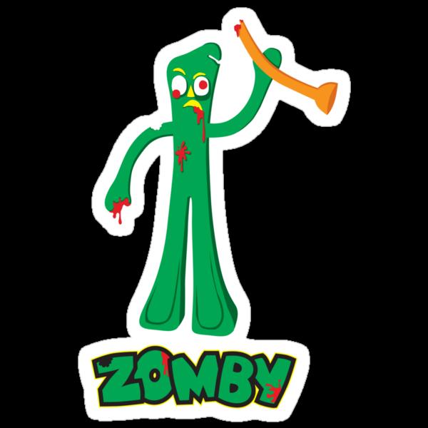 Zomby by TedDastickJr