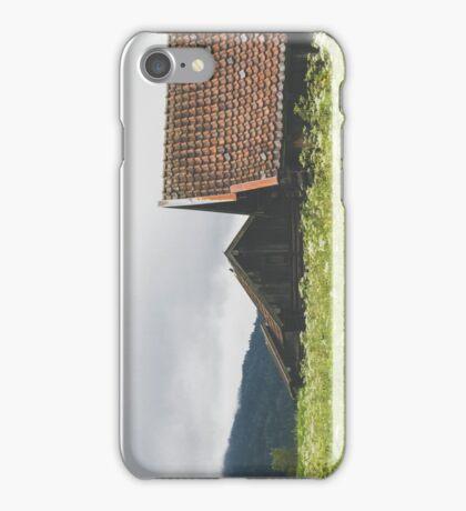 Three Bavarian Barns iPhone Case/Skin