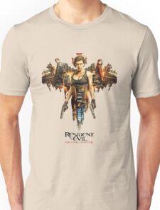 Resident Evil The Final Chapter Unisex T-Shirt
