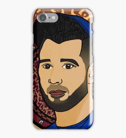 Marco Estrada - Art Nouveau iPhone Case/Skin