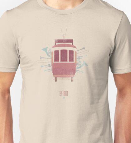 Beirut Jazz Band Unisex T-Shirt