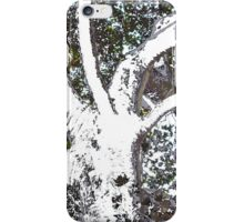 A Day At The Arboretum #3 - Treeish Framework #1 iPhone Case/Skin