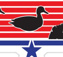 Duck, Duck, Goose! Sticker
