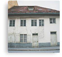 Bad Tölz Abode Canvas Print