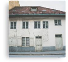 Bad Toelz Abode Canvas Print