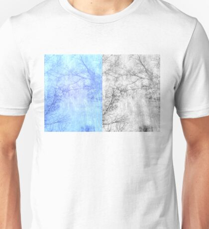 Bare trees branches 2 Unisex T-Shirt