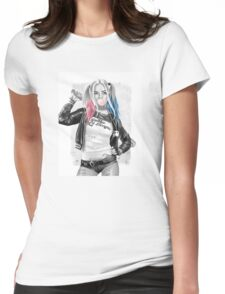 HQ2 Womens Fitted T-Shirt