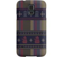 Who's Scarf Samsung Galaxy Case/Skin