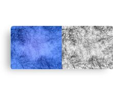 Bare trees branches 4 Canvas Print