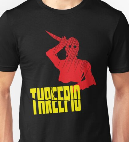 Threepio Unisex T-Shirt