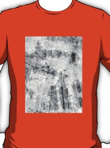Bare trees branches 5 T-Shirt
