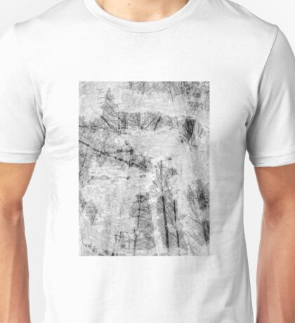 Bare trees branches 5 Unisex T-Shirt
