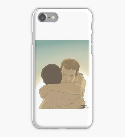 The hug iPhone Case/Skin