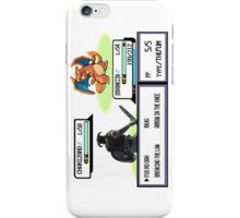 Dovahkiin vs Charizard iPhone Case/Skin