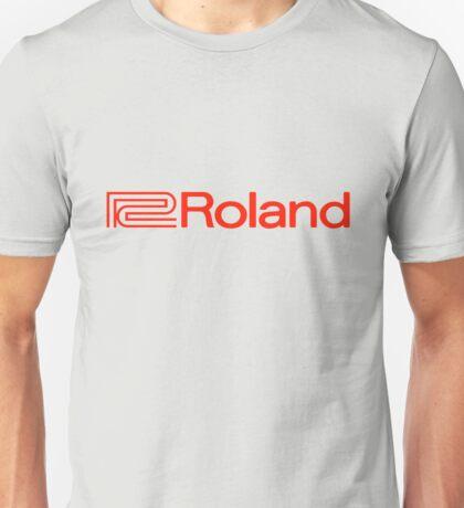 Roland Logo Unisex T-Shirt