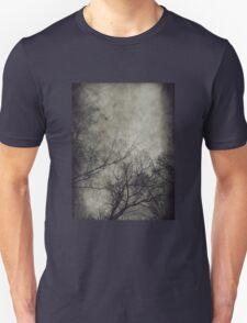 Dark trees 3 Unisex T-Shirt
