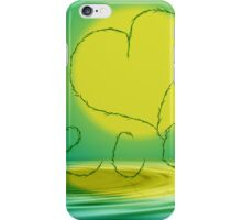 Love eco iPhone Case/Skin