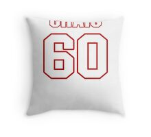 NFL Player Craig Roh sixty 60 Throw Pillow