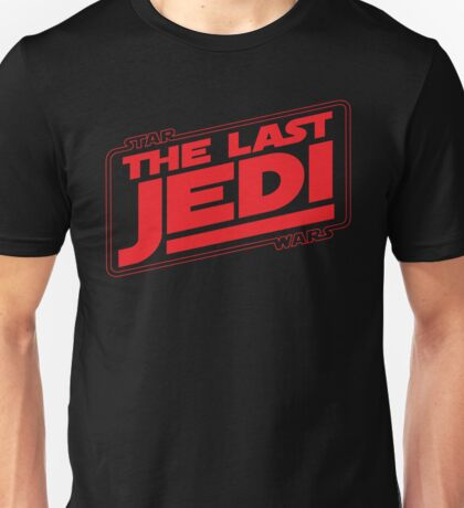 The Last Jedi '80 Retro Unisex T-Shirt