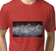 Mountain Range Tri-blend T-Shirt