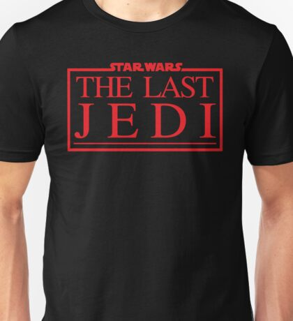 The Last Jedi '83 Retro Unisex T-Shirt