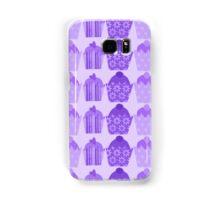 Purple Cakes Samsung Galaxy Case/Skin
