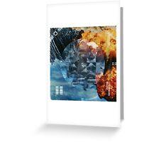 Clockwork Indigo - Flatbush Zombies - The Underachievers Greeting Card