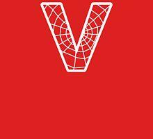 Spiderman V letter Unisex T-Shirt