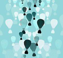 Balloon Journeys by ingridcastile