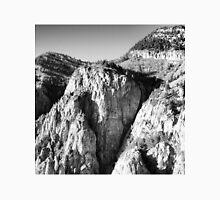 Aerial View of Sandia Peaks Unisex T-Shirt