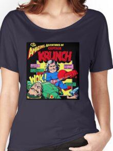 Captain Krunch Women's Relaxed Fit T-Shirt
