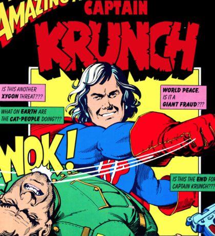 Captain Krunch Sticker