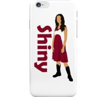 River Tam - Shiny (light) iPhone Case/Skin