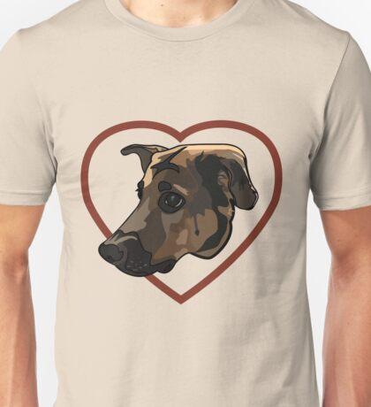Heart Eyes Unisex T-Shirt
