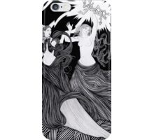 Anger and Fury iPhone Case/Skin