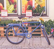 Market Bicycle by Bethany Helzer