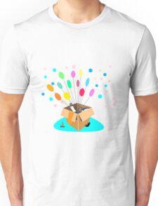 Weightless Explorers  Unisex T-Shirt