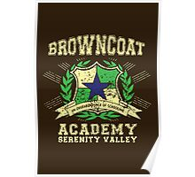 Browncoat Academy Poster