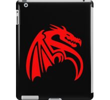 Abstract Dragon Design iPad Case/Skin
